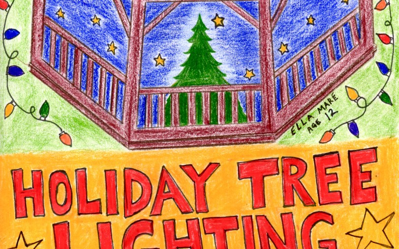 Holiday Tree Lighting Celebration • Thursday December 10 @5pm