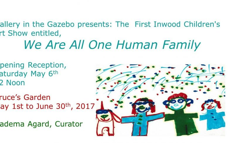 We Are All One Human Family • Monday May 1st @10am
