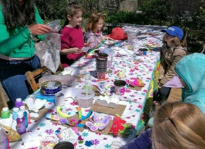 Children's Craft Class • May 6 @10am