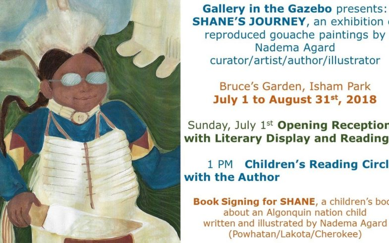 Gallery in the Gazebo Opening: SHANE'S JOURNEY