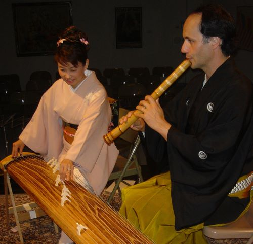 East Winds Shakuhachi Concert • Saturday September 14 @6pm