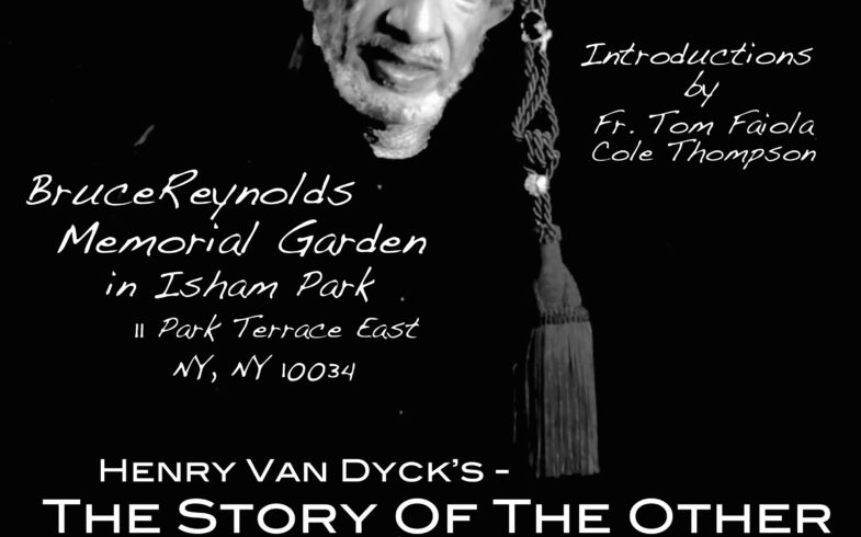 Mr. Reynolds Performs * The Story Of The Other Wise Man • June 22 @ 6:30 pm