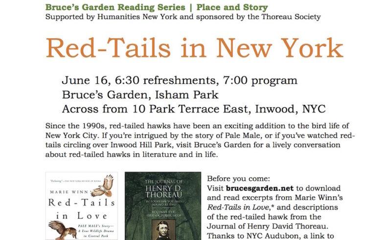 Mid-Month Summer Reading Series •Jun 16 @6:30pm
