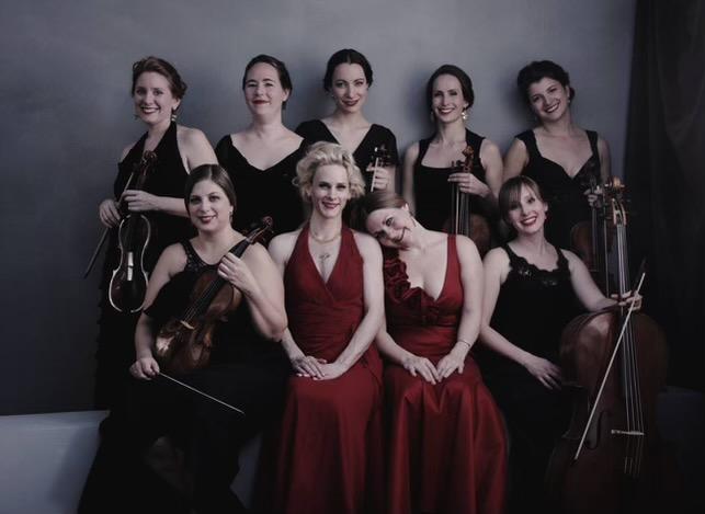 Siren Baroque ~ Period Baroque Ensemble • Saturday, September 25th @4pm